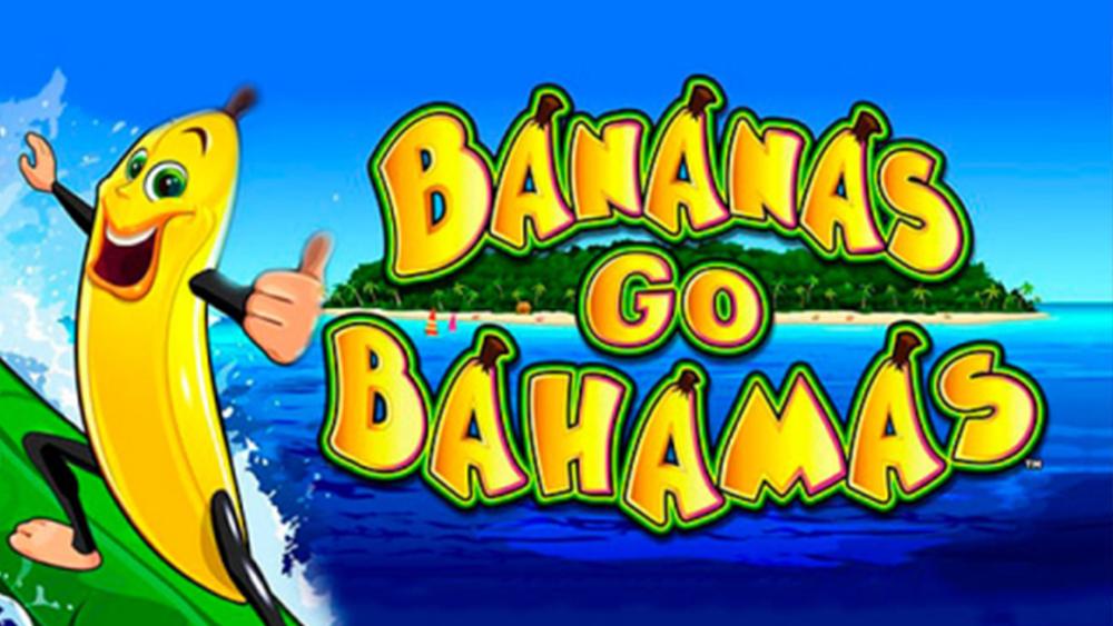 Игровой автомат Бананы (Bananas Go Bahamas)