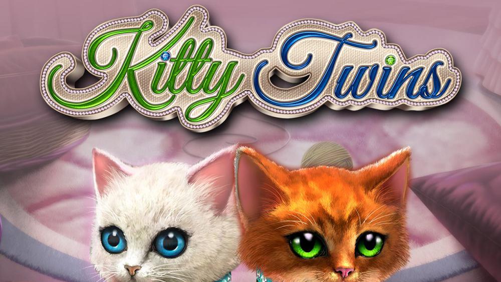 Kitty Twins — играть в слоты онлайн бесплатно
